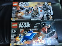 Lego Star Wars toy box Burlington, L7L 7A9
