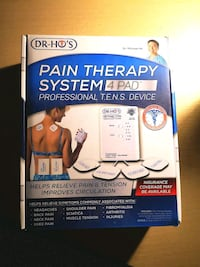 Dr hos pain therapy system 4 pad  Mississauga, L5B 3Y2