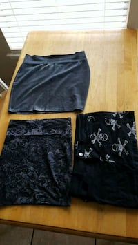 Skirts $10 Each or $25 for all Midland, 79701
