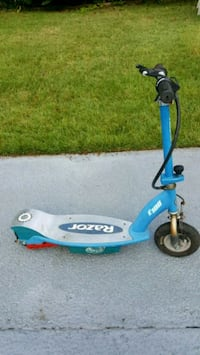 blue and gray Razor kick scooter Springfield, 22150