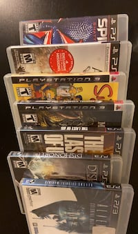 Video Games PS3 Pack Set or Best Offer or Select Game Bowie, 20716
