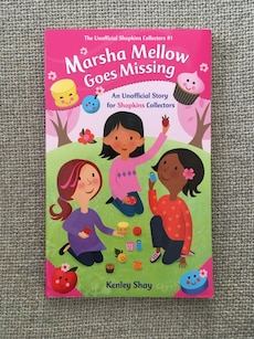 Marsha Mellow Goes Missing by Kenley Shay