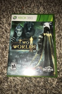Xbox 360 two worlds Sioux Falls, 57107