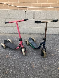 $10 for each kid scooters Toronto, M9W 2A3