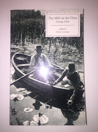 Paperback Broadview The Mill on the Floss by George Eliot Toronto, M5G