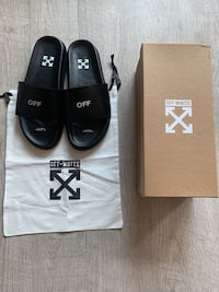 off white slippers Drammen, 3027