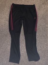 black and pink Adidas track pants Sidney, 45365