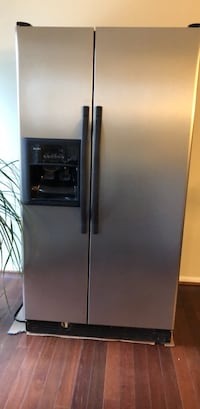 Side by side French door fridge prices to sell  Alexandria, 22312