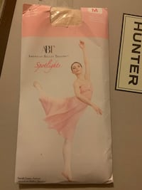 Ballet pink pantyhose girl size medium  Jessup, 20794