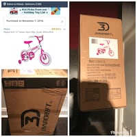 "Magna 12"" Sweetheart Bike for Pre-School Girl Towson, 21286"