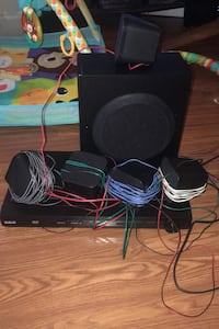 Stereo system only used once