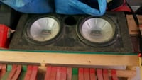 Speakers (subs) Elmira, N3B 1K4
