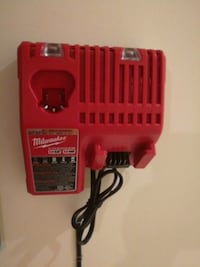 red and black Milwaukee battery charger Hanover, 17331