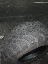 TOYO open country Mud Terrain R18 35X12.5