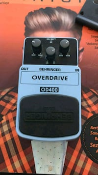 Overdrive  od 400  Cengizhan, 06480