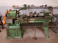 "Lathe South Bend 14 1/2"" Boston"