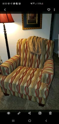 Accent Chair Charlotte, 28210