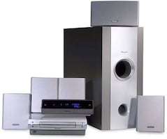 Want a great sounding, inexpensive surround sound system?