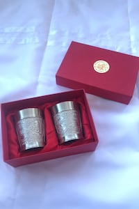 Pewter tea cups Bowie, 20715
