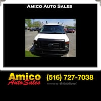 2012 Ford E-Series Cargo Van Levittown, 11756