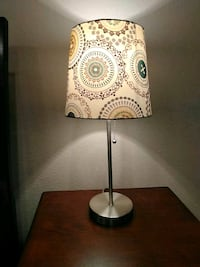 white and brown table lamp Corpus Christi, 78414