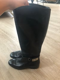 Black Mid Length Boots - Nine West Size 6 Toronto, M4E 2A9