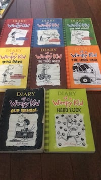 Diary of a wimpy kid prices are negotiable Markham, L3S 1J5