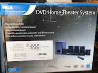 DVD cd home theater system Albany, 56307
