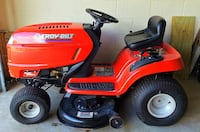 red and black Troy-Bilt riding mower Lake Wales, 33859