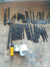 black metal drill bit lot Calgary, T2L 1B3