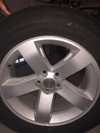 Challenger 2012 rim and tire excellent condition  Pompano Beach, 33064