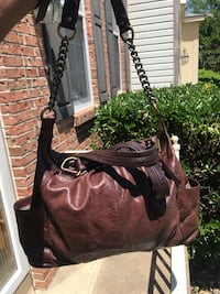 Leather Hobo for stylish lady Bowie, 20721