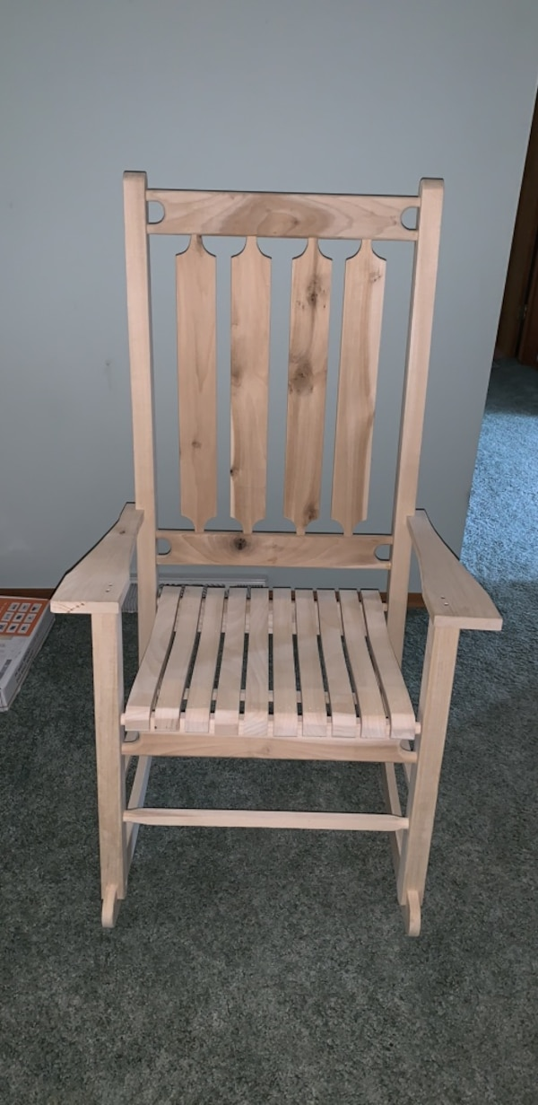 Homemade Rocking Chair vendido en