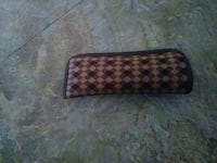 brown and black checkered leather wallet Perris, 92570