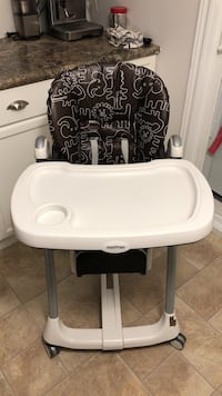 Baby high chair Whitby, L1N 7V8