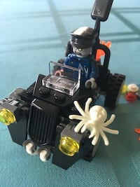 Lego Monster Fighters Zombie Car New Market, 21774