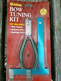 Allen bow tuning kit