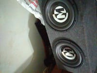 Memphis audio competition subwoofers 10 in. Box Indian Springs Village