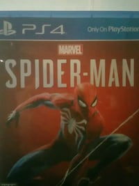 PS4 Game (Spiderman) Chesterfield, 63017