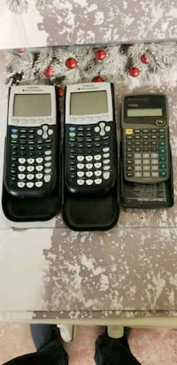 Texas instruments Calculator  Toronto, M5T 1K6