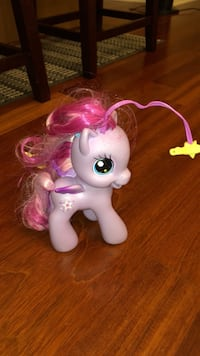 My little pony Larger size 8 inches  Lemont, 60439