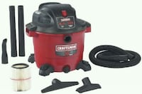 red and black Black & Decker vacuum cleaner Abbotsford, V2T 3Y5