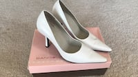 Bandolino white leather pumps Indian Head, 20640