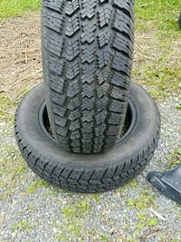 2 like new winter tires 185/65R15 Windber, 15963