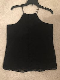 black and gray sleeveless top Clarendon Hills, 60514