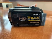 Sony Handycam HDR-XR105 Video Kamera