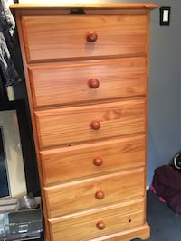 Solid Wood Dressers St. Catharines