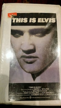 This is Elvis VHS  Vaughan, L4J 4S8