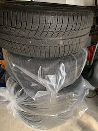 Used Michelin X-Ice 4 Winter Tires Dollard-Des Ormeaux