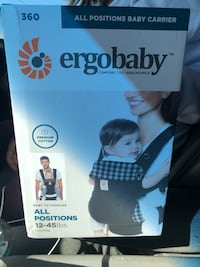 Ergobaby baby carrier brand new Albuquerque, 87110